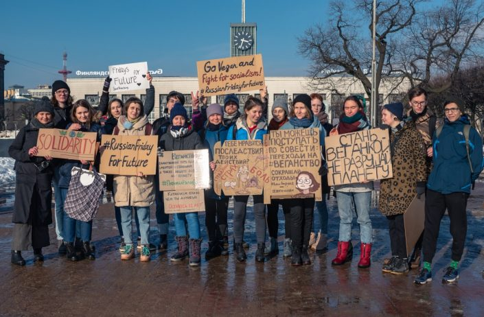fridays for future russia